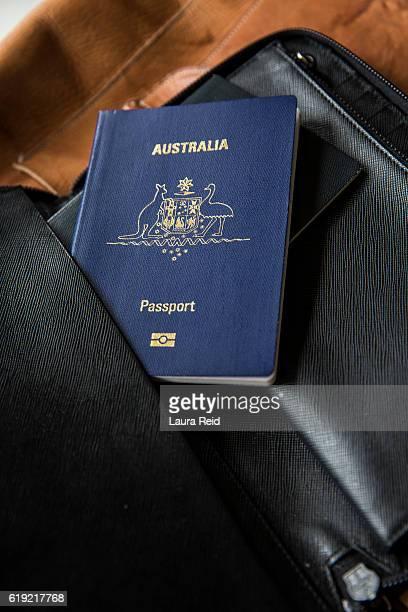 Child's Australian Passport