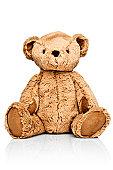 Child's teddy bear