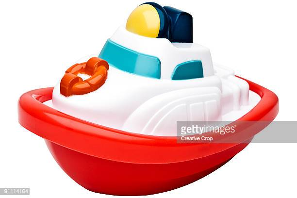Childs toy boat