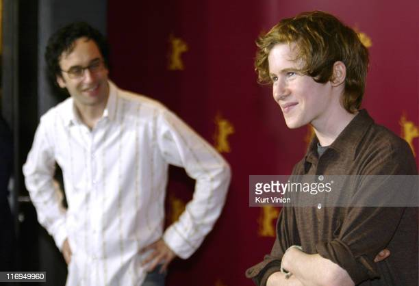 Childstar director Don McKellar and Mark Rendall