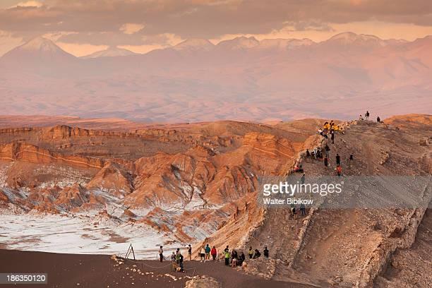 Chile, Atacama Desert, Landscape