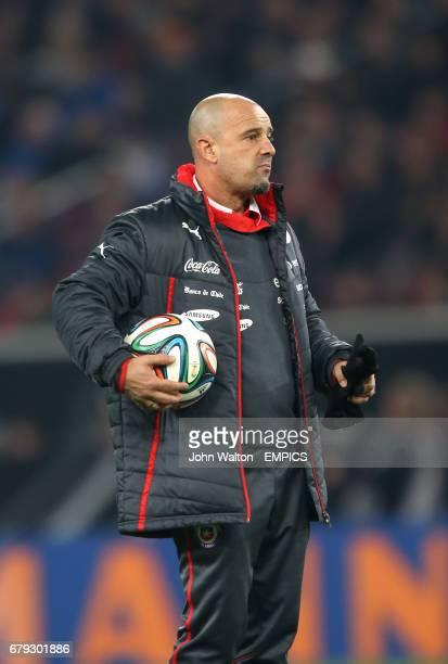 Chile head coach Jorge Sampaoli