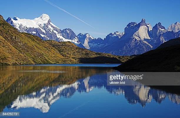 Bergsee im Torres del Paine Nationalpark