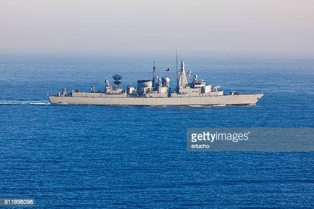 Chilenische Fregatte Capitán Prat