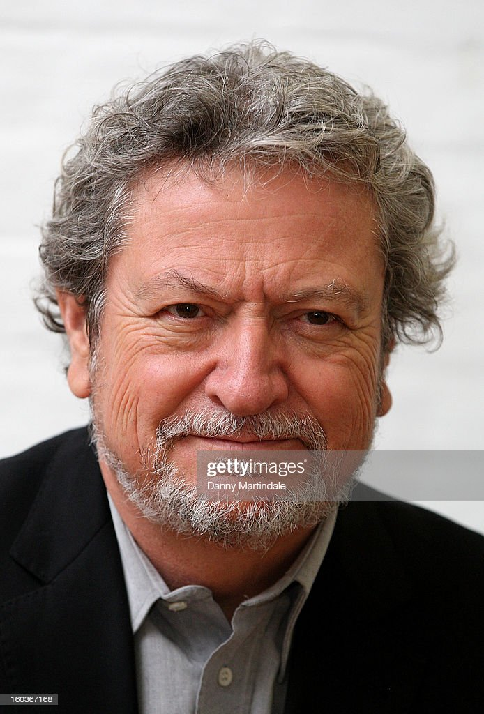 Chilean PR man Rene Saavedra attends a photocall to promote his Oscar nominated film 'No', which tells the story of Chilean dictator Augusto Pinochet at The Human Rights Action Centre on January 30, 2013 in London, England.