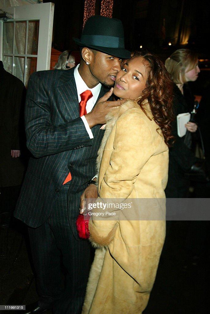 Usher 2003 Clive Davis Pre-GRAMMY...