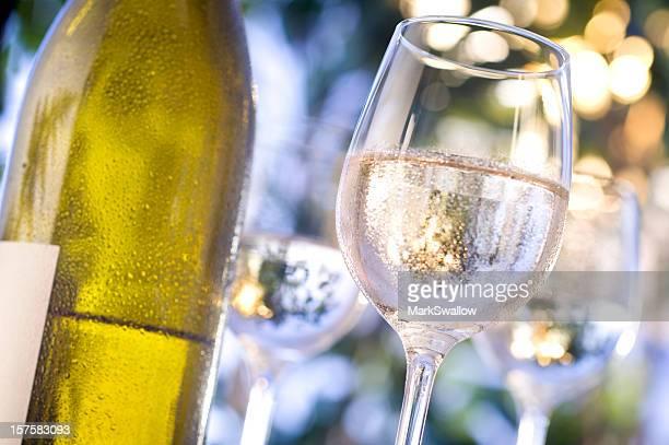 Gekühlten Wein