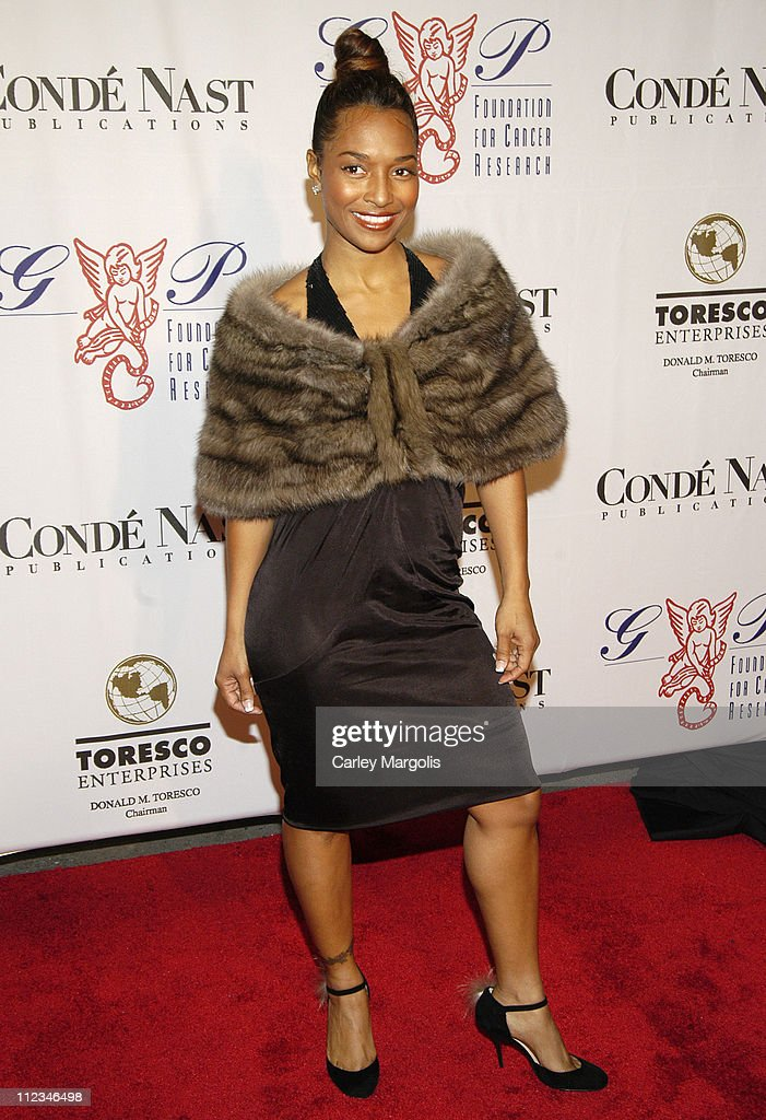 Chilli of TLC during The G&P Foundation for Cancer Research 4th Annual Angel Ball at Marriott Marquis in New York City, New York, United States.
