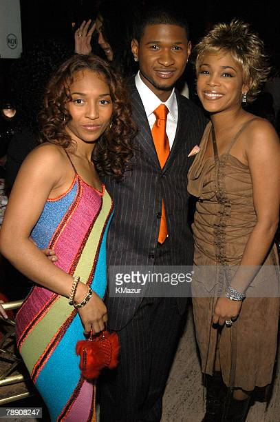 Chilli of TLC Usher and TBoz of TLC