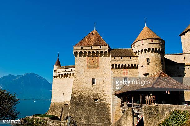 Chillon Castle Montreux Switzerland