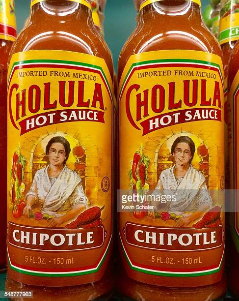 Chilula Mexican Hot Sauce bottles of popular chipotle hot sauce