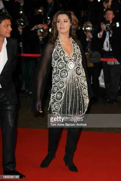 Chimene Badi during NRJ Music Awards 2007 Arrivals at Palais des Festivals in Cannes France
