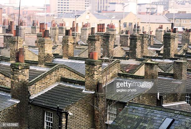 Chimney level at Southwark, London