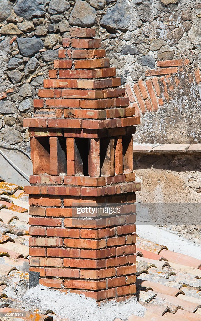 Chimney. : Stock Photo
