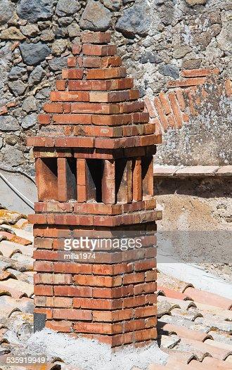 Chimney. : Stock Photo
