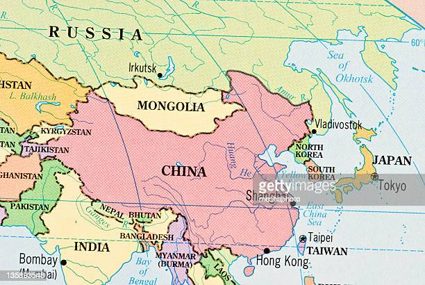 China and Eastern Asia