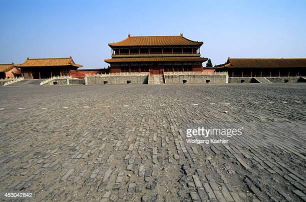 China Beijing Forbidden City Inner Courtyard