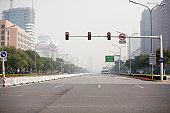 China, Beijing Province, Beijing, city street