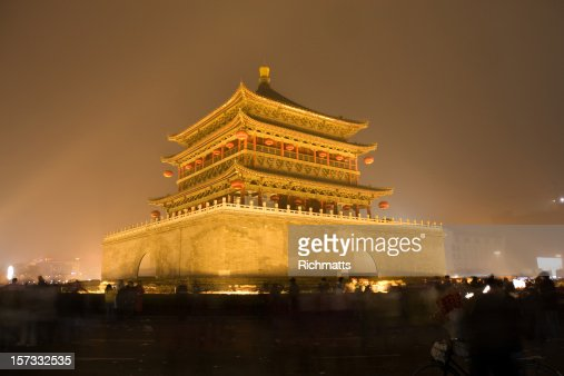 China, Bell Tower