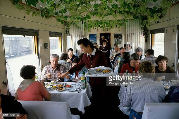 China China Orient Express Restaurant Car