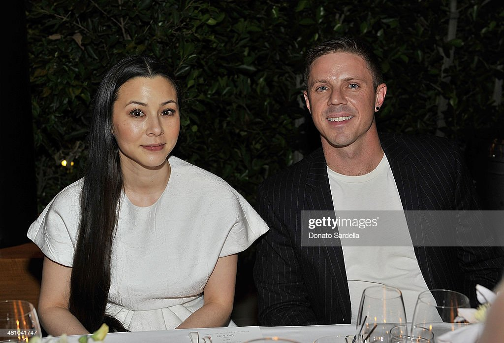 <a gi-track='captionPersonalityLinkClicked' href=/galleries/search?phrase=China+Chow&family=editorial&specificpeople=581526 ng-click='$event.stopPropagation()'>China Chow</a> and musician <a gi-track='captionPersonalityLinkClicked' href=/galleries/search?phrase=Jake+Shears&family=editorial&specificpeople=204691 ng-click='$event.stopPropagation()'>Jake Shears</a> attend Nicholas Kirkwood dinner hosted by Emma Roberts and <a gi-track='captionPersonalityLinkClicked' href=/galleries/search?phrase=Jake+Shears&family=editorial&specificpeople=204691 ng-click='$event.stopPropagation()'>Jake Shears</a> at Hotel Bel-Air on March 27, 2014 in Los Angeles, California.
