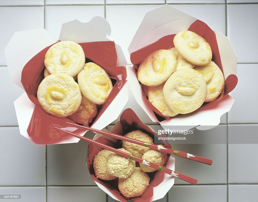 China cookie : Stock Photo