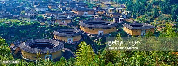 China, Fujian province, Chuxi village