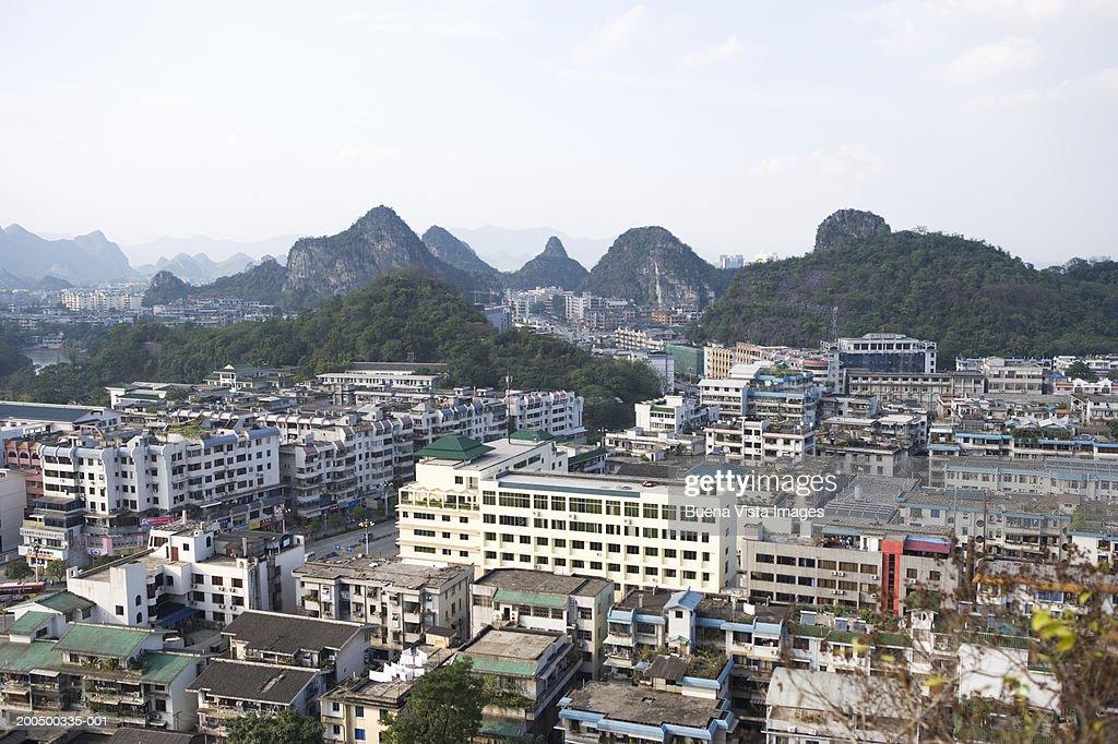 China, Guangxi Province, Guiilin : Stock Photo