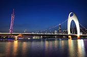 China Guangzhou Cityscape