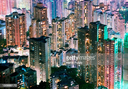 The effects of overpopulation in hong kong