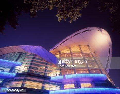 China, Hong Kong, Hong Kong Convention and Exhibition Centre