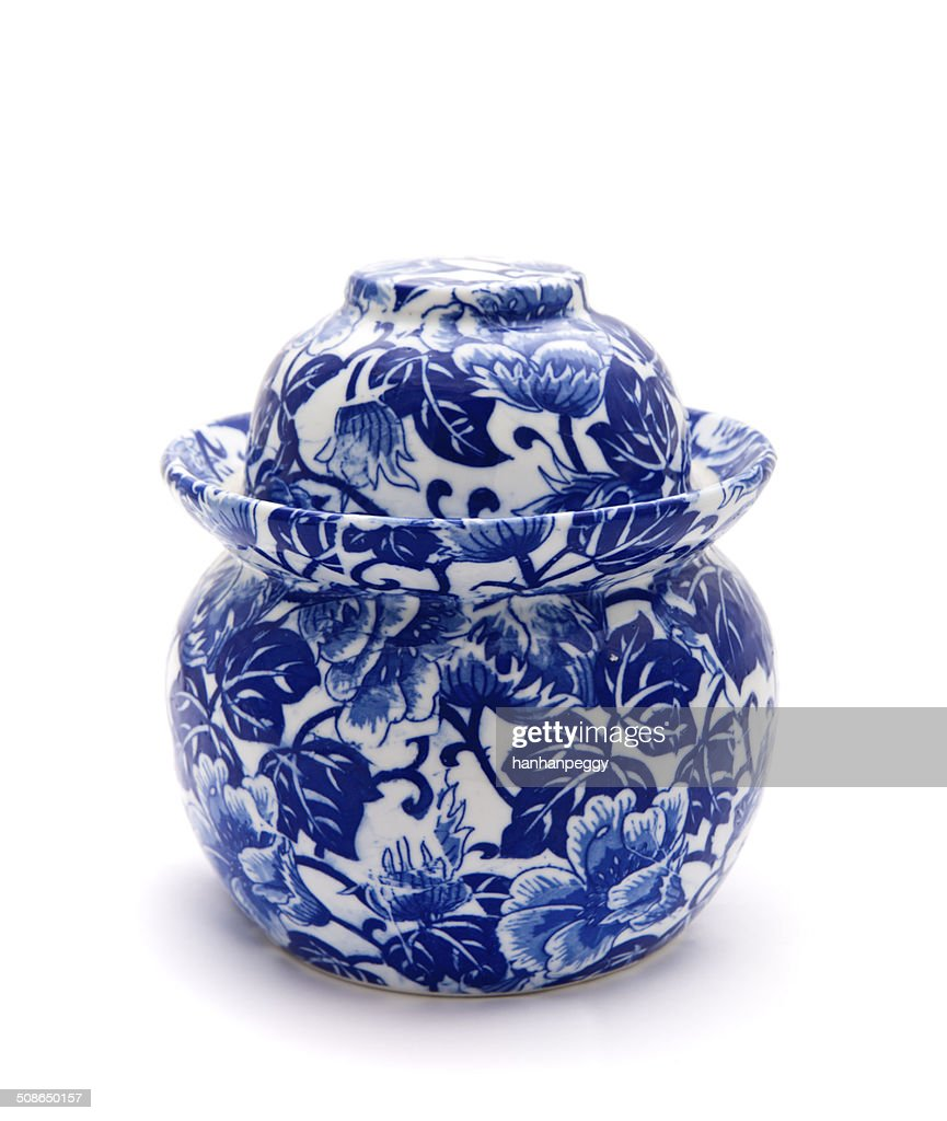 China jar : Stock Photo