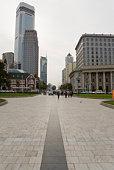 China, Liaoning Province, Dalian, Zhongshan Square