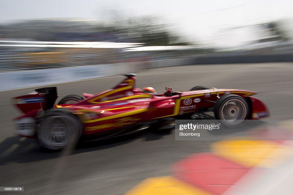Inside The Formula E 2014 Beijing Eprix Getty Images