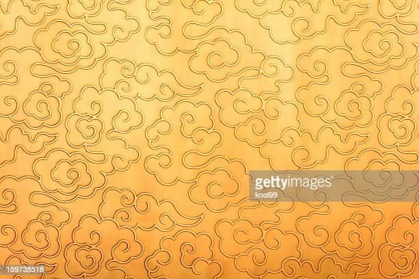 China style rétro fond de texture