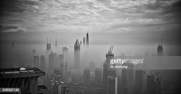 China, Shanghai, Cityscape
