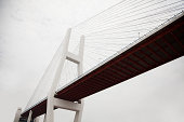 China, shanghai, nanpu bridge