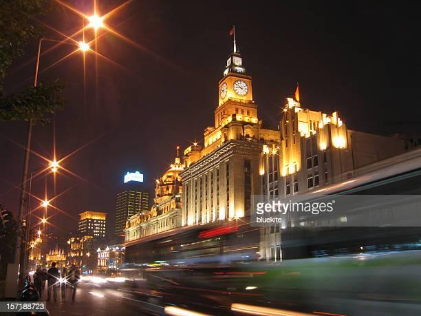 China Shanghai Night