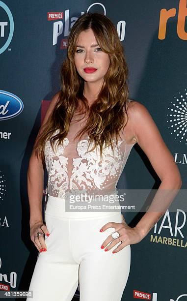 China Suarez attends the Platino Awards Welcome Dinner on July 17 2015 in Marbella Spain