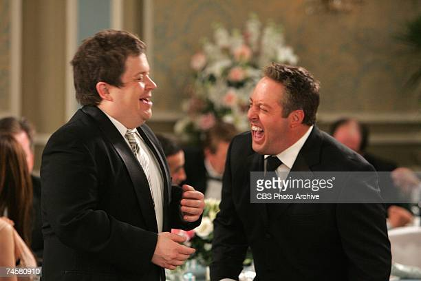 'China Syndrome Part 1 and Part 2' Spence Olchin and Danny Heffernan on the onehour series finale of THE KING OF QUEENS scheduled for rebroadcast on...