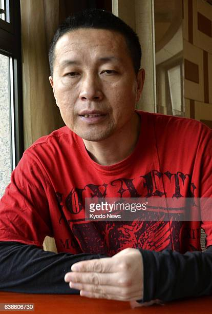 BEIJING China Tang Jitian a 45yearold human rights lawyer who has spent many years concerned with the issue of China's socalled 'black jails' is...