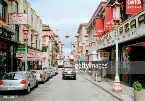 China Town, San Francisco, USA