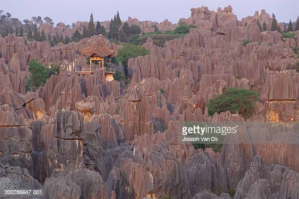 Resultado de imagem para floresta de pedra kunming