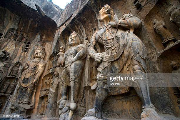 luoyang buddhist singles The earliest carving in this limestone cave has been now predated to 478 ad, which has been inferred as the time taken by emperor xiaowen to shift his capital from datong to luoyang have very well sculpted buddhist statues in niches in this cave.