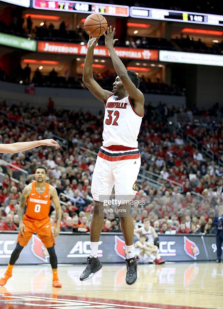 Syracuse v Louisville