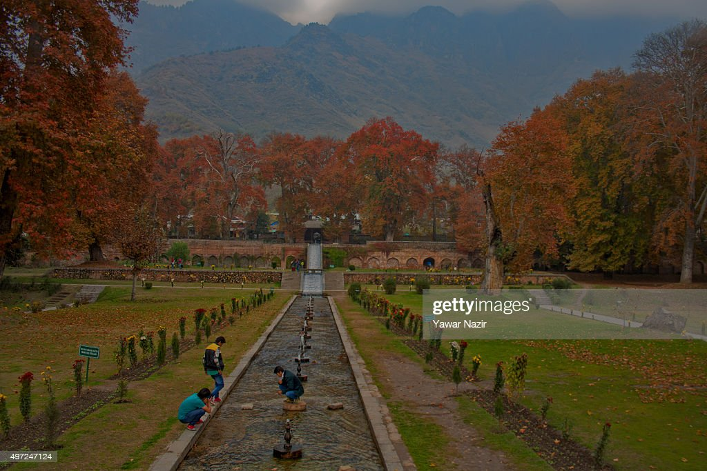 Autumn in kashmir