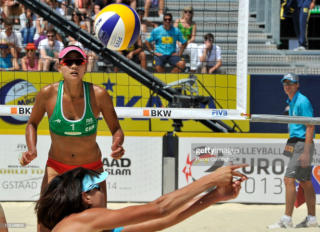 FIVB Gstaad Grand Slam - Day 6