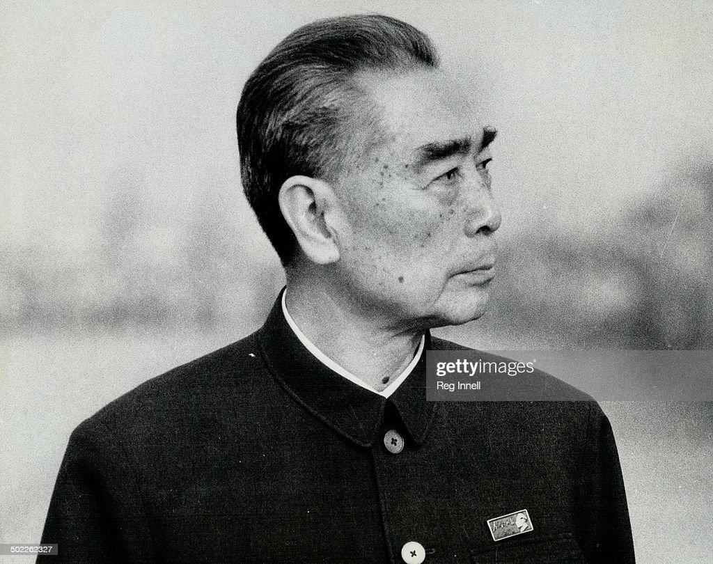 China's Chou Enlai says Richard Nixon amazed me