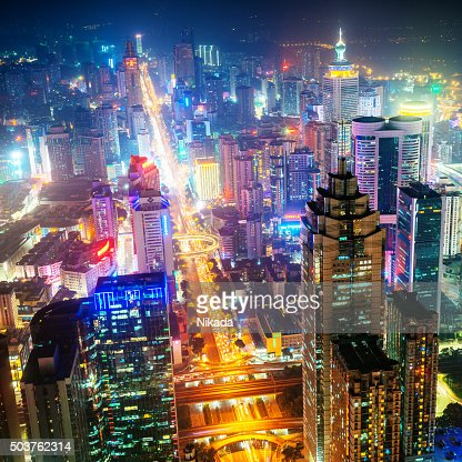 China's Megacity Shenzhen
