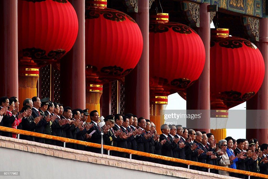 China's 60th National Day Celebration